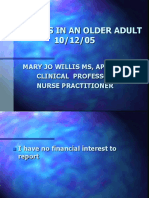 10 12 05 Willis Dizziness in an Older Adult