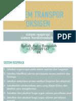 SISTEM TRANSPOR OKSIGEN