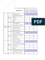 Jadwal UAS Mahasiswa POLINEMA TL & SKL 2018