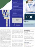 Folleto Medicina 2018 Web