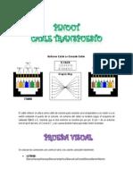 Pinout Cable Transpuesto La Red 38110
