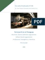 Historia Del Primer Ferrocarril de Sudamérica