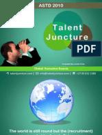 Talent Juncture ASTD+Presentation