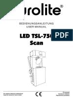 TSL-750