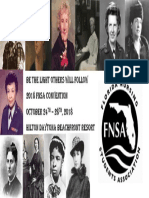 FNSA Convention Flier