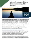 El 'mindfulness'