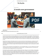 Frustrated Nepal Awaits New Government _ the Daily Star