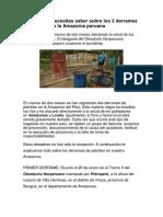 Oleoducto Nor Peruano