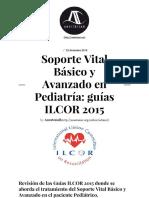 Soporte Vital Básico y Avanzado en Pediatría