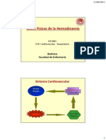 Bases Fisicas Hemodinamia