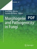 Morphogenesis and Pathogenicity in Fungi