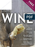 OBriens Wine Magazine | Issue Four | February - March 2018
