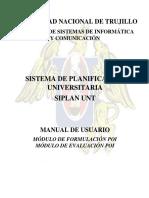 Manual de Usuario SIPLAN