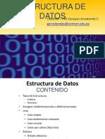 Estructura de Datos(Sesion 01 a)