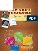 Edward's Syndrome (1)