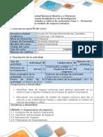 Guía de Actividades y Rubrica de Evaluación - Paso 1 - Presentar Un Modelo de Negocio Inclusivo