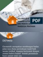 Kelompok 8 Tugas Besar geometrik Jalan.pptx