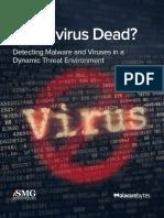 Is Antivirus Dead Malwarebytes