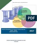 PPC Letras - Inglês 2017.2