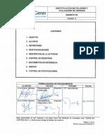 GENER-P-02 Identificacion de Peligros y Evaluacion de Riesgos v.3