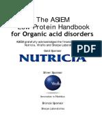 Organic Acidurias2