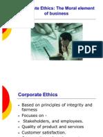Corporate Ethics - 1