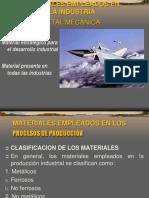 II. Materiales Metalicos Empleados en La Ind Metal Mecanica