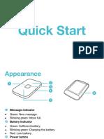 HUAWEI E5573Bs Quick Start Guide