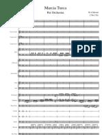 Marcia Turca Orchestra - Score