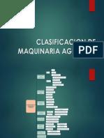 Clasificacion de Maquinaria Agricola...