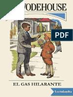El GasHilarante - P G Wodehouse (1)