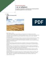 Etodología Geoquímica Para Buscar de Hidrocarburos