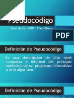 Pseudocódigo(1)