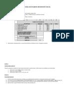 Prueba Excel 2017