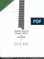 Andres_Segovia_-_Classic_Album_For_Guitar_Vol_7.pdf
