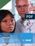 BASF Glyoxal Brochure
