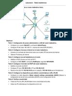 Laboratorio 6 - Configuración de Un Router Inalámbrico Físico