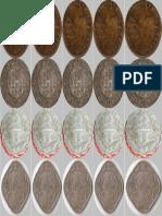 4 Coins Sheet