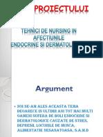 Afec. Endocrine Si Dermatologice