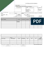 P0287 - F002 Autorización de Ingreso (LUSAC EIRL, Febrero 2018)