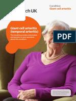 Giant Cell Arteritis 2061 14-1