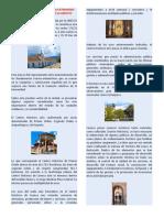El Centro Histórico de Cuenca Patrimonio Cultural de La Humanidad y Su Aspecto Turístico