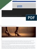 'de La Prostitución Se Lucra El Crimen Organizado, No Las Mujeres' – Safer Chil