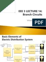 Lec 14 - Branch Circuits