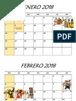 Calendario & Festivos 2108