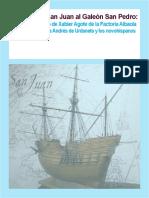 Del Galeón San Juan al Galeón San Pedro