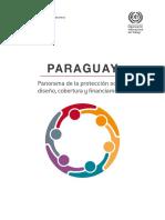 OIT - Py Panorama de La Proteccion Social. Diseño, Cobertura y Financiamiento