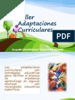 Adaptaciones curriculares ECUADOR