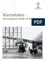 Pwc Karnataka Aerospace Hub of India Report