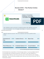 TD Ameritrade Review 2018 _ the Perfect Online Broker